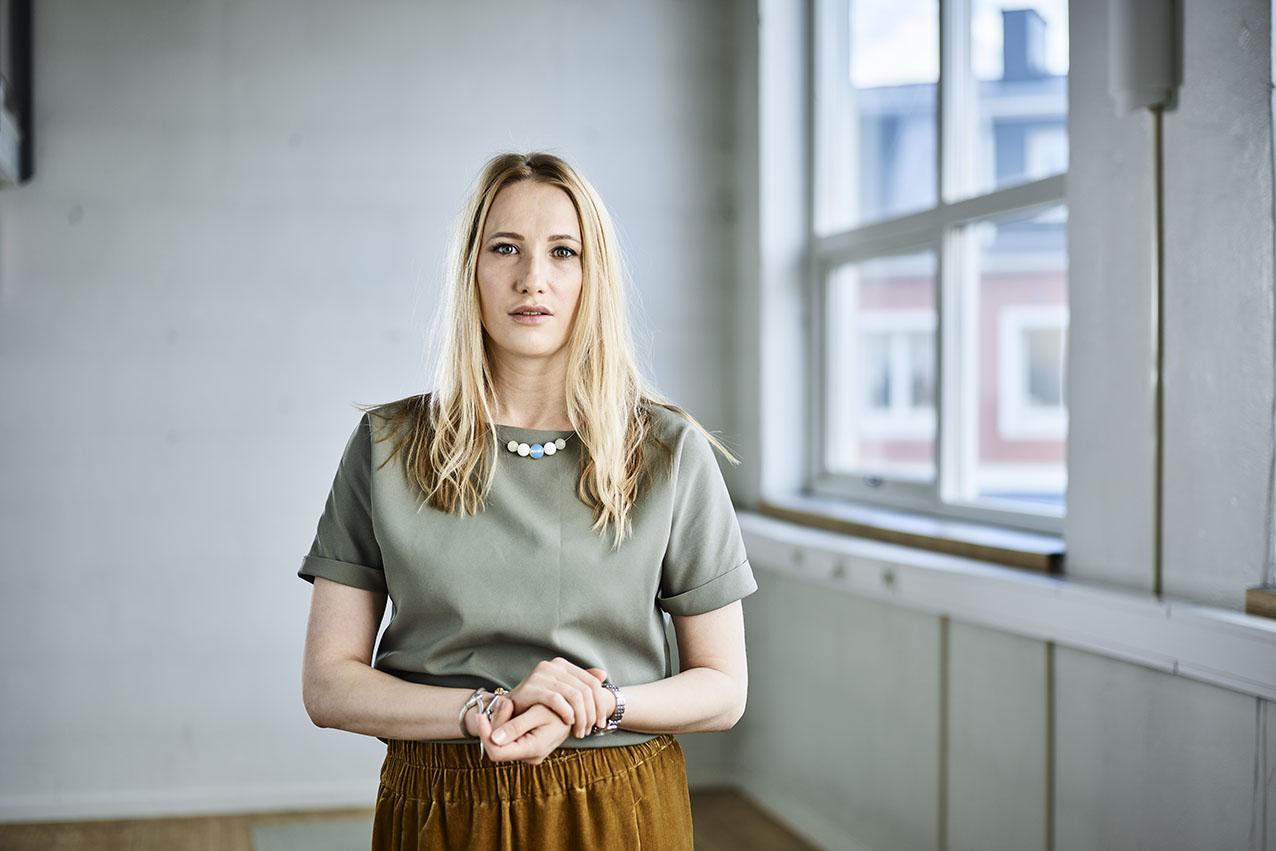 Heedmark AB Kiruna Anna Makeeva
